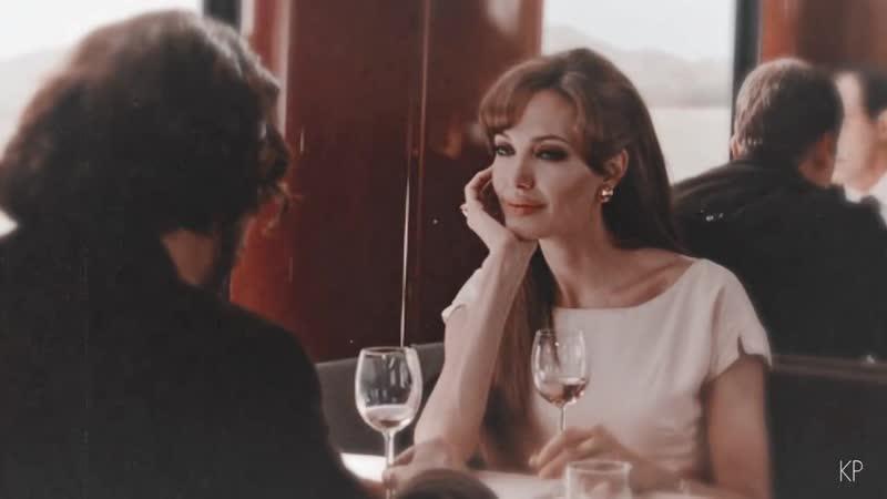 Angelina Jolie × Анджелина Джоли