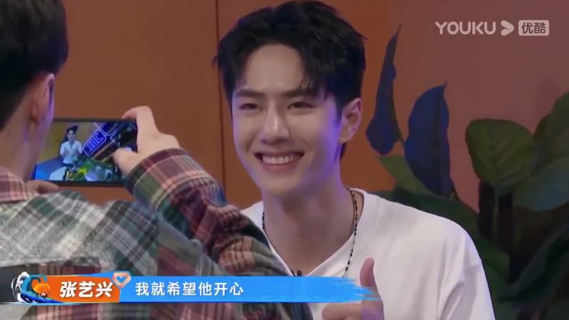 Full video of yibo celebrating his birthday during the recording of street dance of china