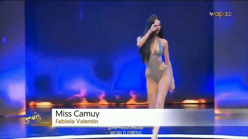 FULL HD - Fabiola Valentin - Miss Grand Puerto Rico 2020