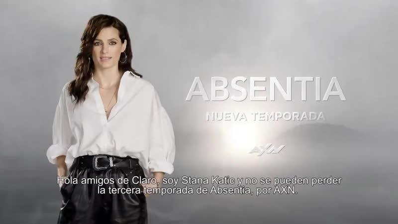 ANN LA Promo Absentia season 3 Stana Katic