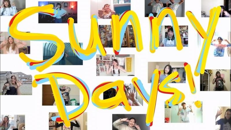IMarine Project「Sunny Days 」 踊り22人 アイマリンプロジェクト