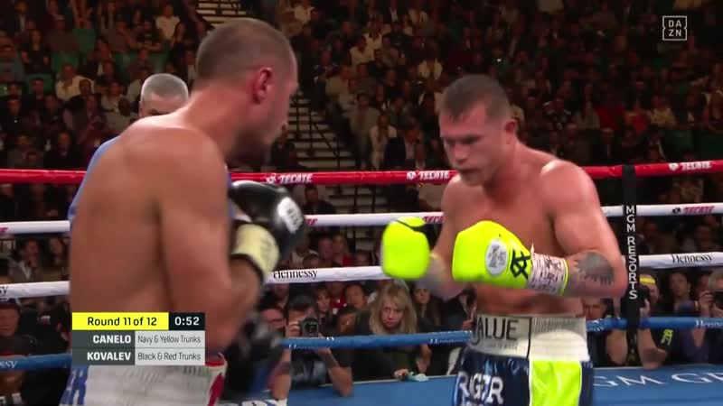 HIGHLIGHTS Canelo Alvarez vs Sergey Kovalev