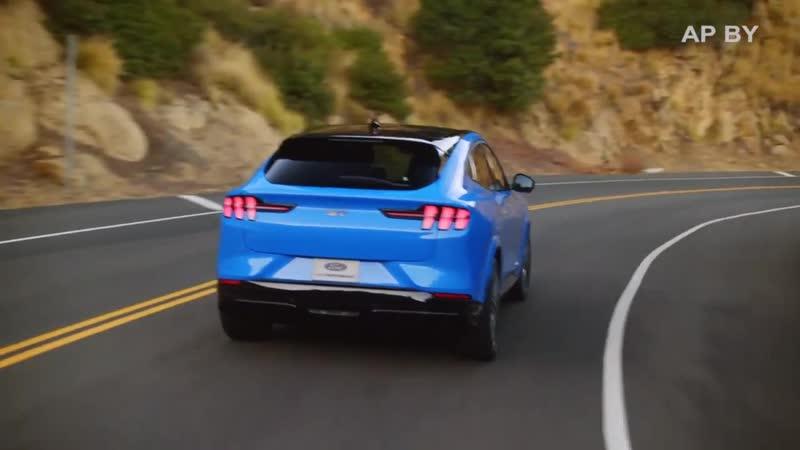Электромобиль обзор и тест драйв Opel Ampera Mustang Mack E Hyundai Kona Elect