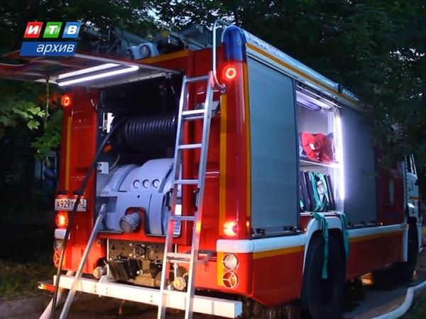На пожаре в Крыму найден труп мужчины