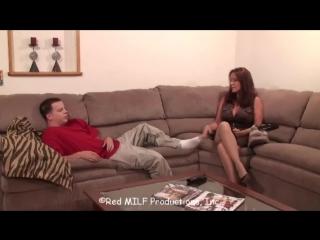Rachel Steele MILF porno svarte jenter med en stor booty