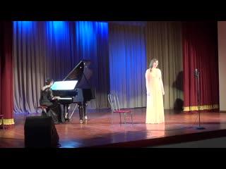 Концерт студентов НМУ им. М.А. Балакирева ко Дню Победы