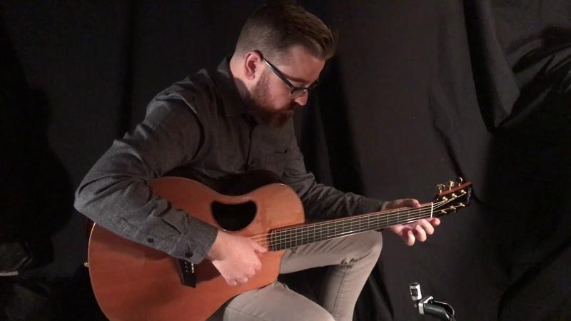 McPherson MG 4 5 Ebony Guitar by Guitar Gallery
