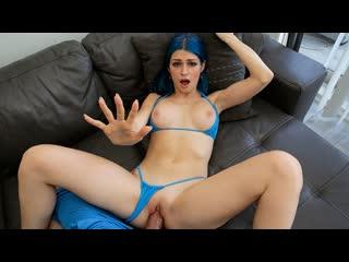 Jewelz Blu - Crushing On My Older Step Sister (Blowjob, Creampie, Big Tits, Stepsister, All Sex)