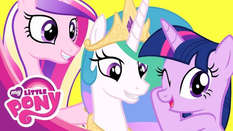 Мультики Мой Маленький Пони 🔴 Дружба это чудо