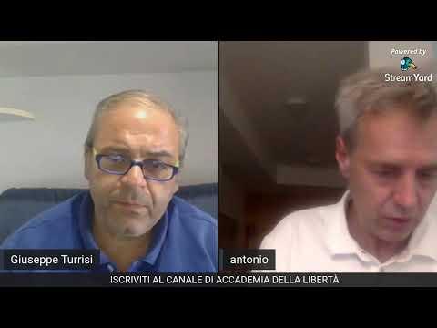 UNA VOCE DISSONANTE SUL COVID19 - con il Dot. Antonio Miclavez