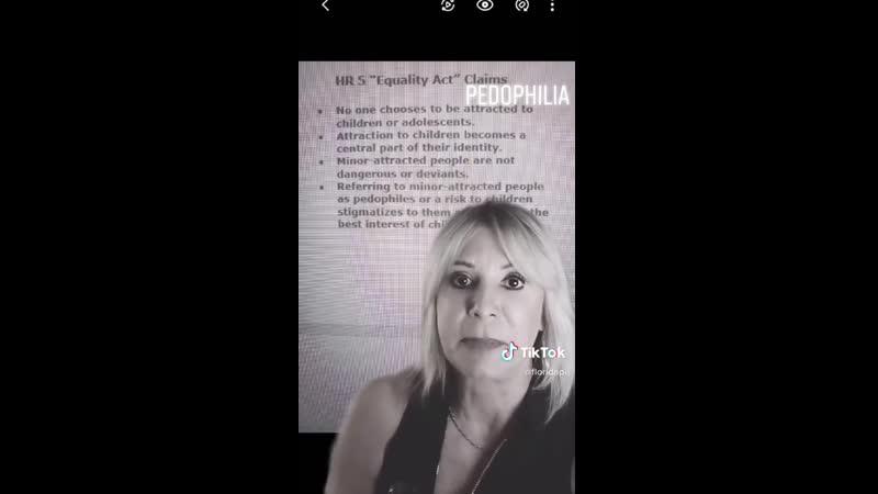 Paedophilia Protected Sexual Orientation