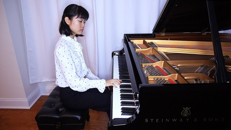 Scarlatti Sonata in E Major K 380 Tiffany Poon