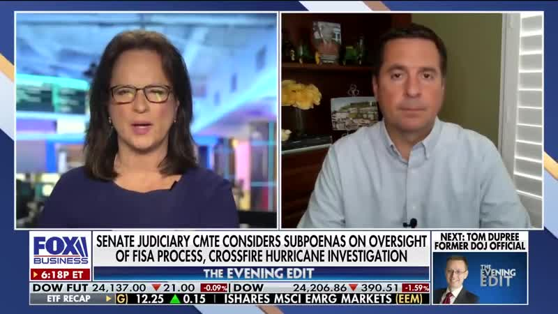 20 05 19 Rep. Nunes on Susan Rice email 'Why was this classified to begin with