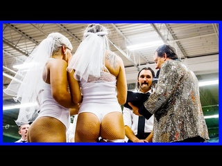 The Wedding Of Anthony Greene & The Platinum Hunnies - ELEVATED Ep. 14 (Chaotic Wrestling)