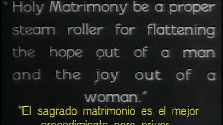 1928 La Mujer del Granjero Alfred Hitchcock