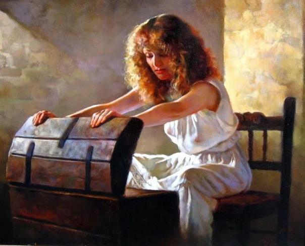 Талантливый итальянский художник Джанни Стрино (Gianni Strino