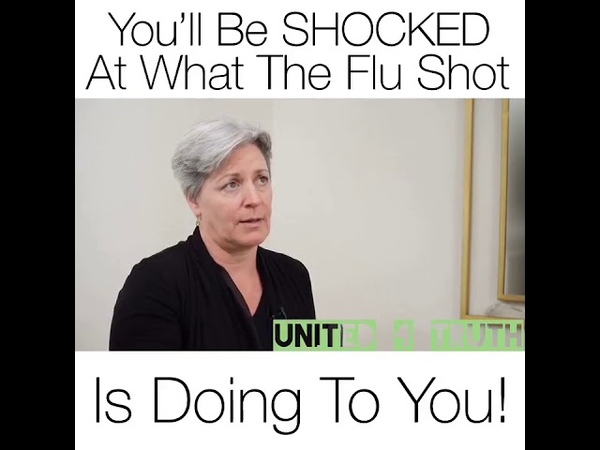 What the flu shot does to your Immune Health - by Dr Suzanne Humphries