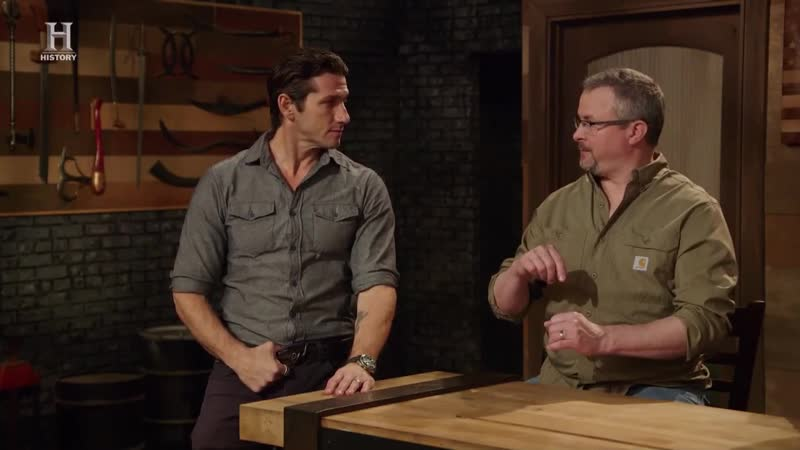 Между молотом и наковальней 6 сезон 23 серия Фальшион Forged in Fire 2019