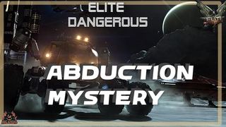 Elite Dangerous Crew abduction Mystery