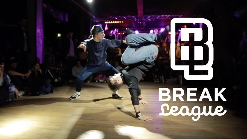 DVIZH CLUB (RUS) Vs TFC | 18 FINALE | BREAKLEAGUE J4 x Chill In the City | Pro Breaking Tour