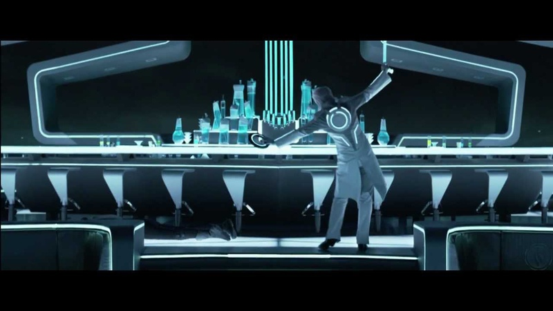 Rerezzed Legacy The Glitch Mob Daft Punk Derezzed Remix Music Video