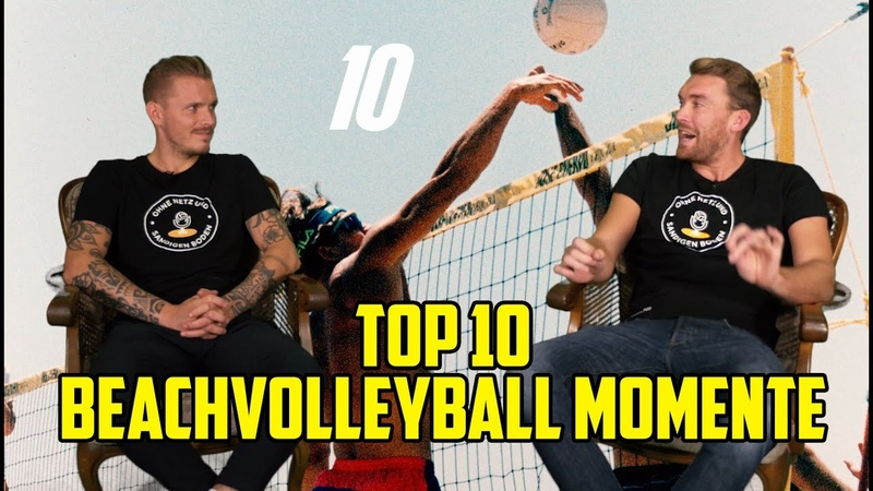 TOP 10 Beachvolleyball Momente