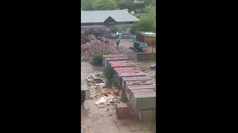 ЖК Летний сад детсад школа вскоре завершат снос объектов на будущей площадке строительства