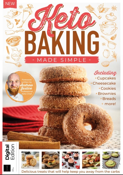 Keto Baking Made Simple - 1st Edition 2020 UserUpload.Net