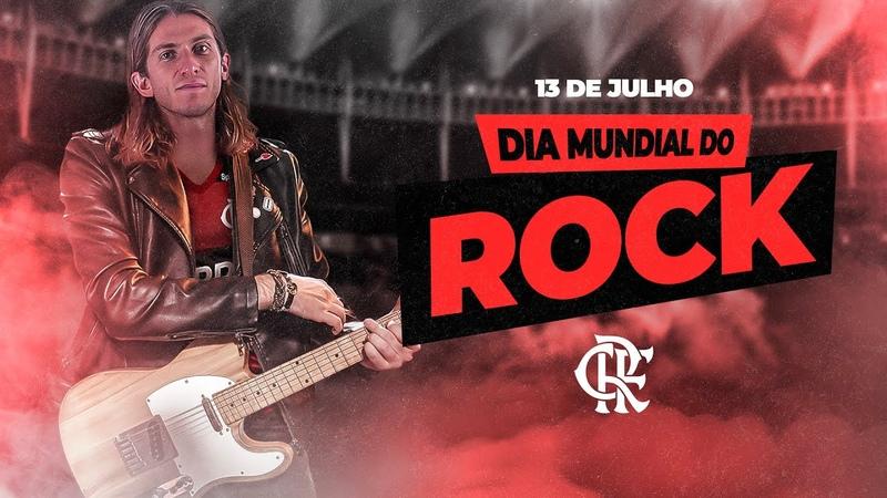 Dia do Rock com Filipe Luís