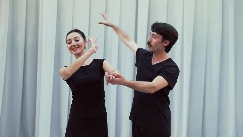 Урок 3 Башкирский парный танец