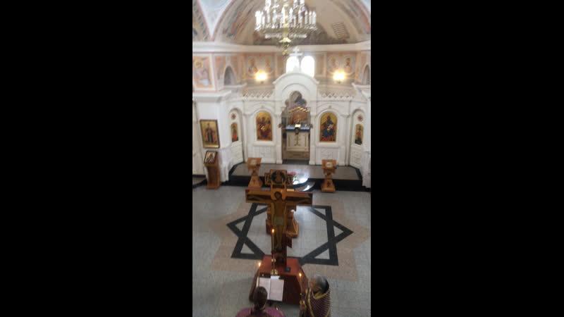 Live: Храм Вознесения Господня г. Севастополь