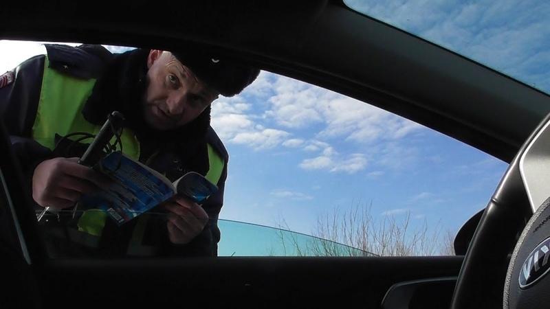 Пышкин остановил без причины и не проверил 09 03 2020 Дорога без асфальта в деревне Москва