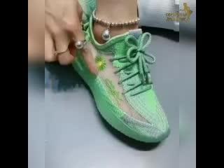 Как красиво и интересно можно завязать шнурки