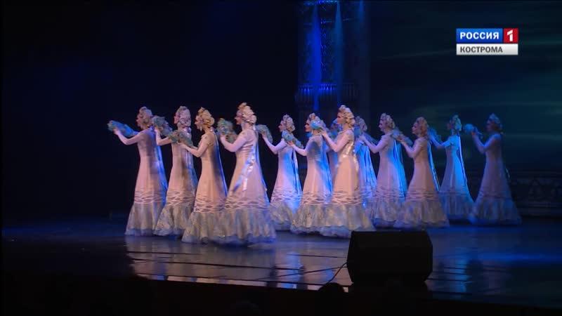 Благотворительный концерт в Костроме в рамках проекта балета Кострома Духовное здоровье нации - ГТРК Кострома, 21 марта 2019
