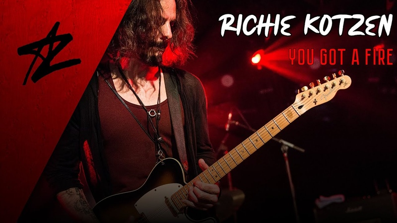 Richie Kotzen - «You Got A Fire»