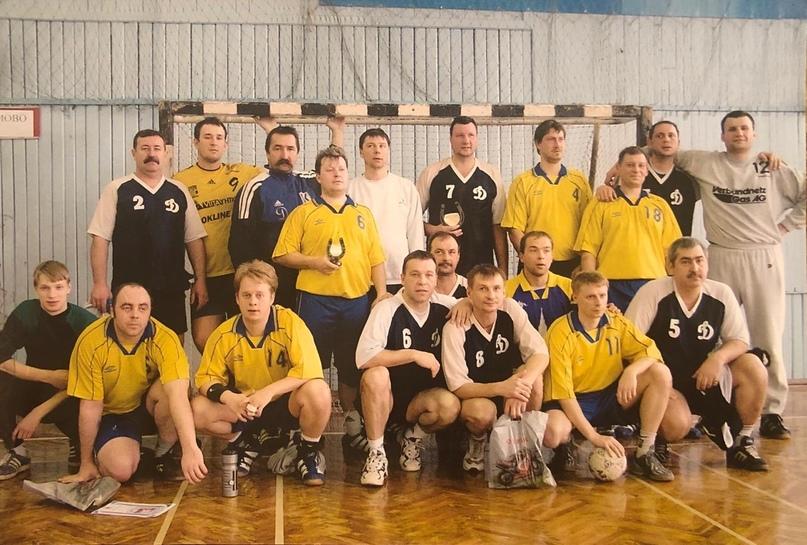 """Турнир """"Подкова"""" в Бору, после финала. Ветераны"""