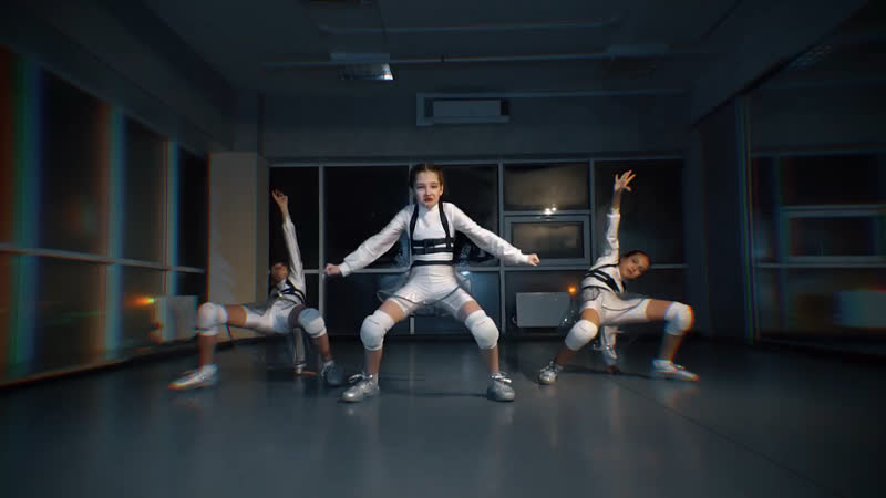 Команда MDJ 💙 хореограф Виктория Винокурова