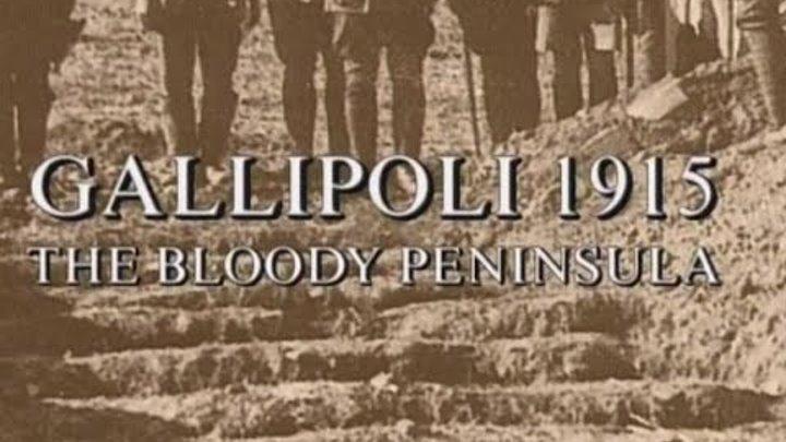 Галлиполи Кровавый полуостров 1915 г