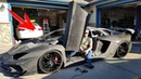 Мужик купил 3D-принтер и напечатал с сыном Lamborghini в гараже... Соседи думали они сошли с УМА...