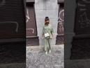 Летний костюм из итальянского жатого льна с брючками кюлотами и свободной футболкой Modnica shop