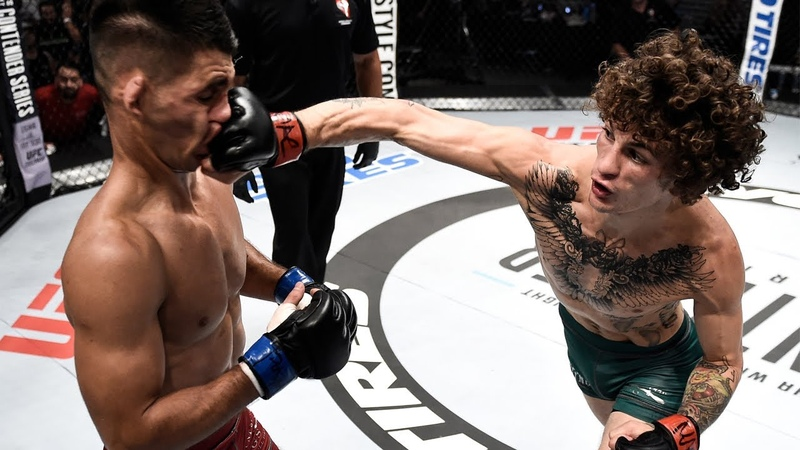 Top Finishes from Dana White's Contender Series