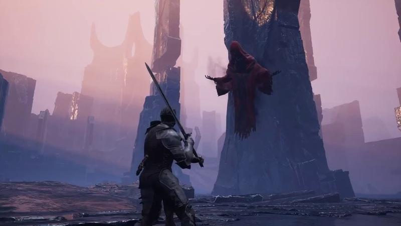 Mortal Shell темная лошадка в мире мрачных ARPG