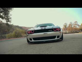 Проект Hellgato - Dodge Challenger SRT Hellcat в обвесе Liberty Walk