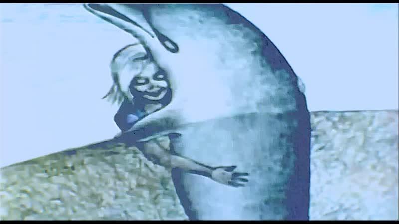 Девочка и дельфин