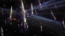 Mass effect 3 cinematic final battle. Remastered. Arrive of fleet