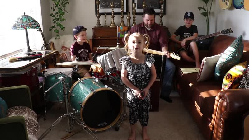 Colt Clark and the Quarantine Kids play Come Together