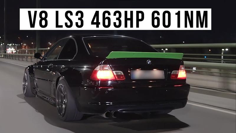 BMW E46 V8 STREET DRIFTING KAIP NUSIPIRKTI AUTOMOBILĮ IŠ AMERIKOS