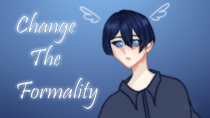 Change the formality meme