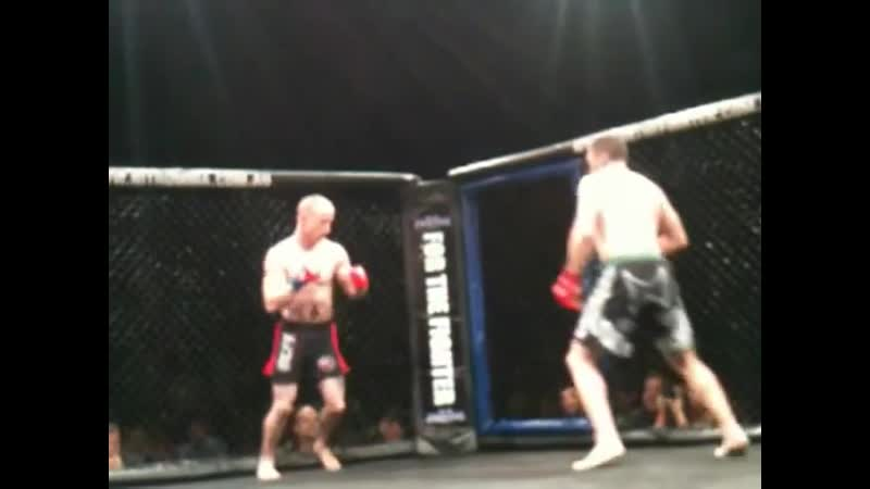 Nitro 5 Luke Hellboy Hume Dog Factory vs Damien Brown Integrated MMA Fairtex