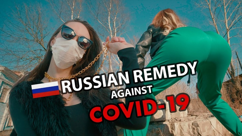 Why Russians don't get CORONAVIRUS! 100% TRUE (ENG SUBs)